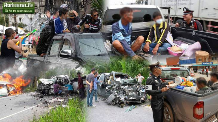 Road Casualties Are Wasting 6% Of Thailand's GDP